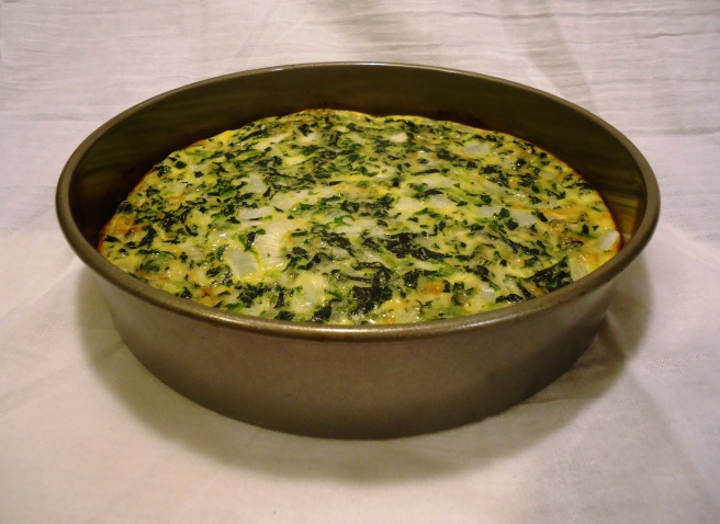 quiche spinach muenster quiche quiche crustless quiche with spinach ...