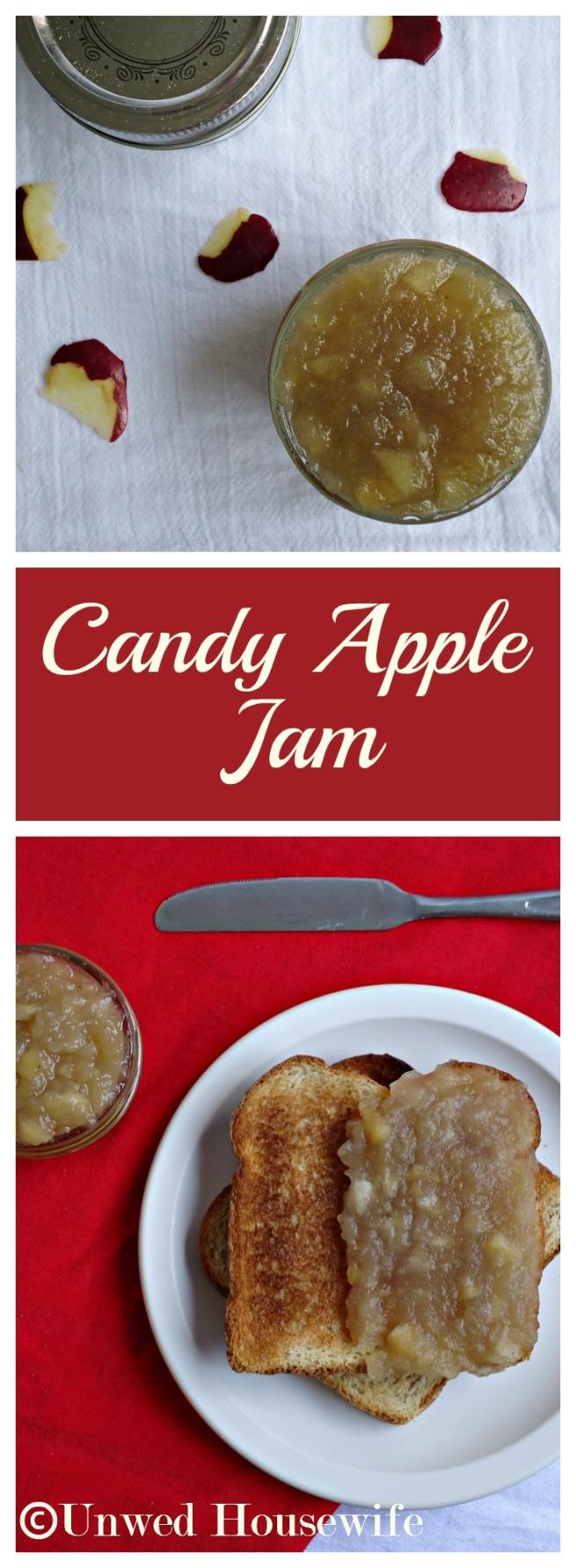 Candy Apple Jam Pinterest