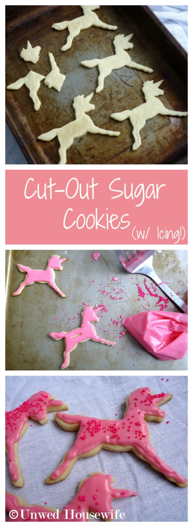 Cut-Out Sugar Cookies with Icing 2