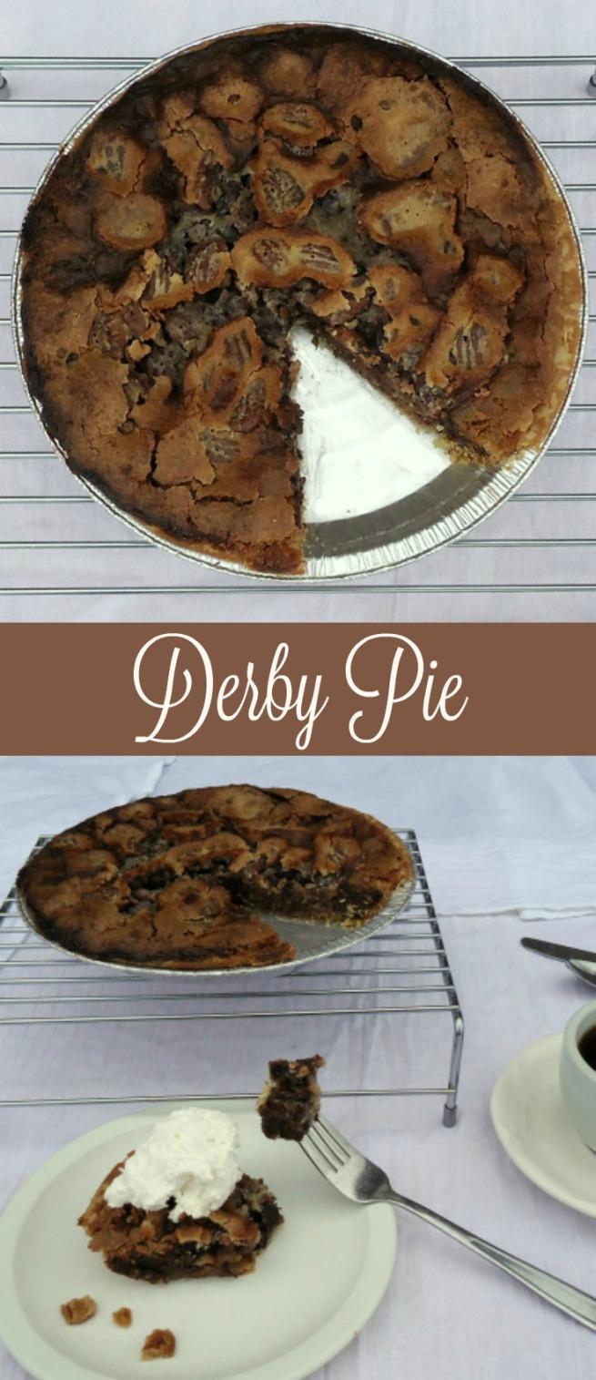 Derby Pie - Unwed Housewife