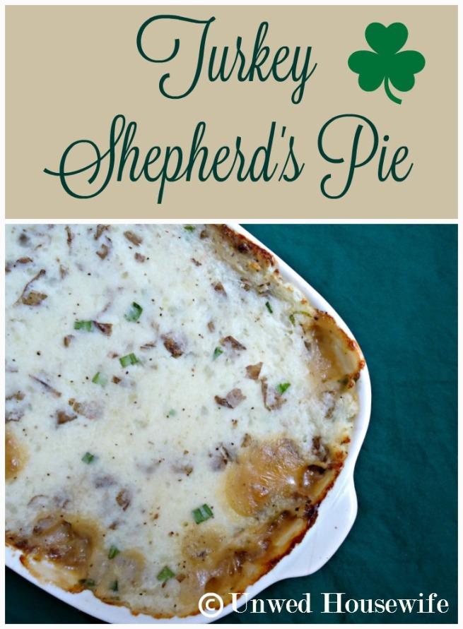 Turkey Shepherd's Pie Pinterest
