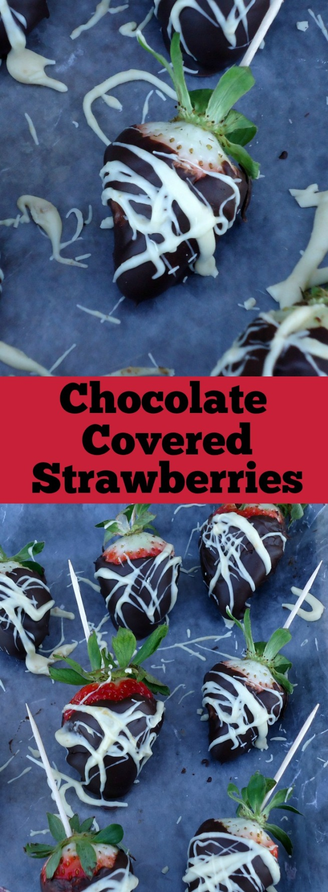 Chocolate Covered Strawberries --- Unwed Housewife