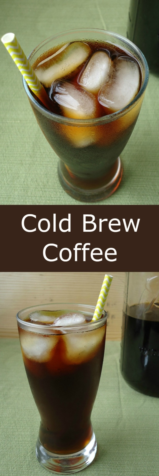Cold Brew Coffee - Unwed Housewife