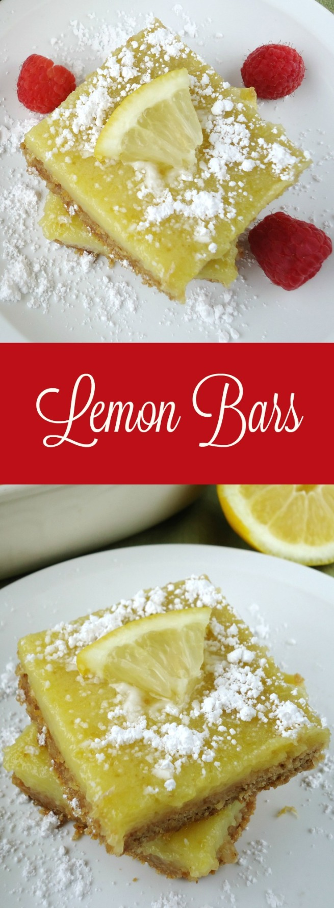 Lemon Bars ---- Unwed Housewife